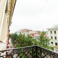 Гостиница 6th Line hotel в Санкт-Петербурге отзывы, цены и фото номеров - забронировать гостиницу 6th Line hotel онлайн Санкт-Петербург балкон