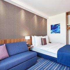 Отель Holiday Inn Express Belgrade - City комната для гостей фото 5