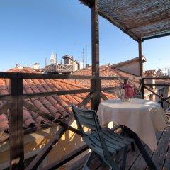 Отель Lanterna Di Marco Polo Италия, Венеция - отзывы, цены и фото номеров - забронировать отель Lanterna Di Marco Polo онлайн балкон