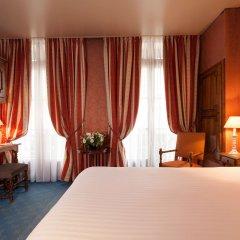 Отель Amarante Beau Manoir Франция, Париж - 14 отзывов об отеле, цены и фото номеров - забронировать отель Amarante Beau Manoir онлайн комната для гостей фото 4