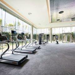 Отель Grande Centre Point Pattaya Паттайя фитнесс-зал фото 2