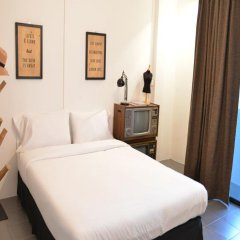 Chicroom Phuket Town Hotel комната для гостей фото 2