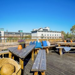 Отель Nordic Host Luxury Apts-C.Krohgs Gate 39