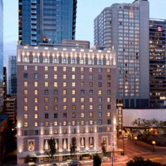 Отель Rosewood Hotel Georgia Канада, Ванкувер - отзывы, цены и фото номеров - забронировать отель Rosewood Hotel Georgia онлайн фото 4