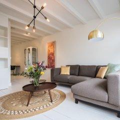 Отель Jordaan Harlem Apartments Нидерланды, Амстердам - отзывы, цены и фото номеров - забронировать отель Jordaan Harlem Apartments онлайн комната для гостей фото 3