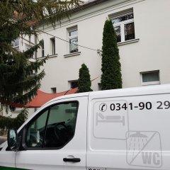 Отель Pension Am Stadtrand Германия, Лейпциг - отзывы, цены и фото номеров - забронировать отель Pension Am Stadtrand онлайн городской автобус