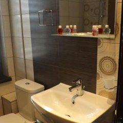 Отель Impuls Palace Болгария, Видин - отзывы, цены и фото номеров - забронировать отель Impuls Palace онлайн ванная