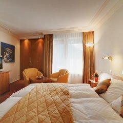 Отель Kongress Hotel Davos Швейцария, Давос - отзывы, цены и фото номеров - забронировать отель Kongress Hotel Davos онлайн комната для гостей фото 3