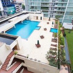 Апартаменты Crescat Apartments Colombo балкон