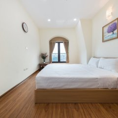 Апартаменты Granda Quan Hoa Apartment комната для гостей фото 3