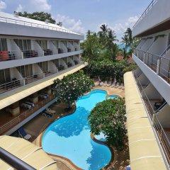 Samui First House Hotel балкон