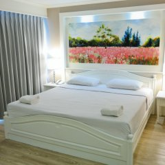 Отель Ebina House Бангкок комната для гостей фото 5