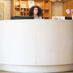 Отель Park Hotel Serena Италия, Римини - 1 отзыв об отеле, цены и фото номеров - забронировать отель Park Hotel Serena онлайн интерьер отеля фото 2
