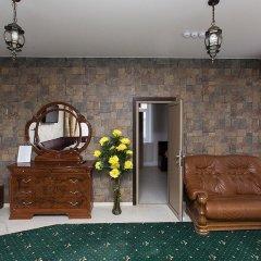 Отель Grelka Омск комната для гостей фото 5