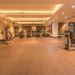 Jaipur Marriott Hotel фитнесс-зал фото 4