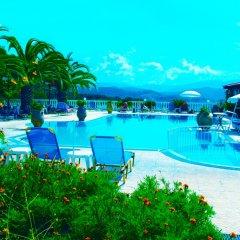 Отель Villa Voula бассейн фото 2