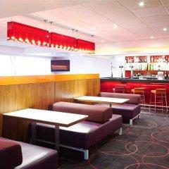 Отель Novotel Birmingham Airport гостиничный бар