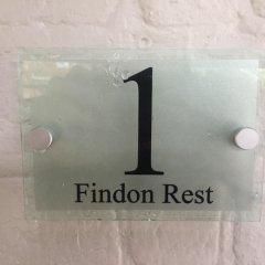 Отель Findon Rest парковка