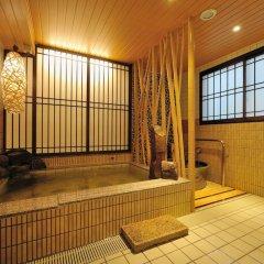 Отель Dormy Inn Soga Natural Hot Spring Тиба бассейн