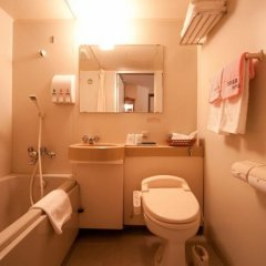 Hotel Arthur Beppu Беппу ванная