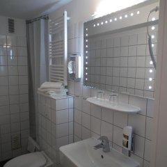 Beethoven Hotel Бонн ванная
