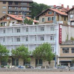 Отель Petit Palace Tamarises пляж