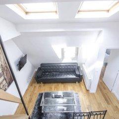 Апартаменты Luxury Apartment In Paris - République Париж интерьер отеля фото 2