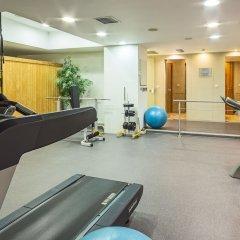 Отель Airotel Stratos Vassilikos Афины фитнесс-зал фото 2