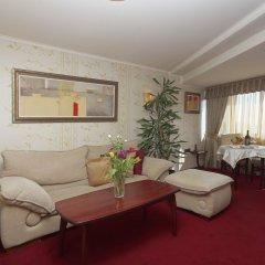 Отель Capitol Hotel Болгария, Варна - отзывы, цены и фото номеров - забронировать отель Capitol Hotel онлайн комната для гостей фото 5