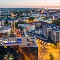 Отель Radisson Blu Sky Эстония, Таллин - 14 отзывов об отеле, цены и фото номеров - забронировать отель Radisson Blu Sky онлайн городской автобус