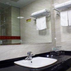 Отель Kaidu Hotel Китай, Сиань - отзывы, цены и фото номеров - забронировать отель Kaidu Hotel онлайн ванная