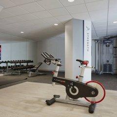 Отель Washington Marriott Georgetown фитнесс-зал фото 2