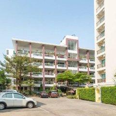 Отель Bann Sabai Rama Iv Бангкок парковка