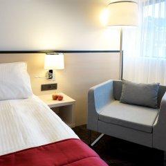 Отель Park Inn by Radisson Leuven Бельгия, Лёвен - 1 отзыв об отеле, цены и фото номеров - забронировать отель Park Inn by Radisson Leuven онлайн комната для гостей фото 2