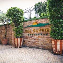 Отель The Sunrise Residence Таиланд, Бангкок - отзывы, цены и фото номеров - забронировать отель The Sunrise Residence онлайн парковка