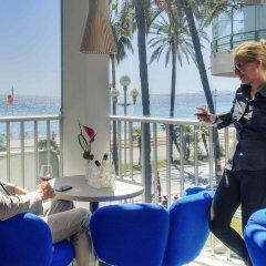 Отель Mercure Nice Promenade Des Anglais питание