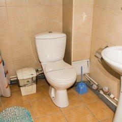 Гостиница Yubileinaya Hotel - hostel в Уссурийске 1 отзыв об отеле, цены и фото номеров - забронировать гостиницу Yubileinaya Hotel - hostel онлайн Уссурийск ванная фото 2