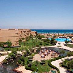 Отель Swiss Inn Dream Resort Taba пляж