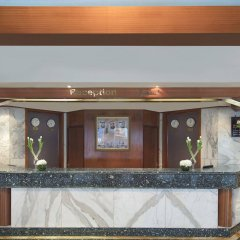 Отель Admiral Plaza Hotel Dubai ОАЭ, Дубай - отзывы, цены и фото номеров - забронировать отель Admiral Plaza Hotel Dubai онлайн интерьер отеля фото 3