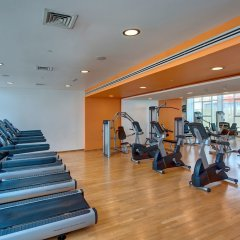 Al Khoory Executive Hotel фитнесс-зал фото 4