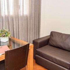 Отель Madanis Apartamentos Испания, Оспиталет-де-Льобрегат - отзывы, цены и фото номеров - забронировать отель Madanis Apartamentos онлайн комната для гостей фото 3