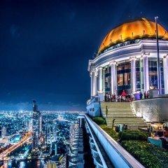 Отель Tower Club at lebua балкон