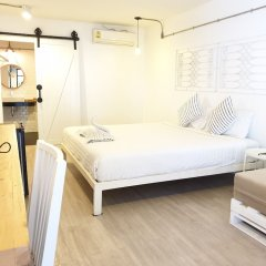 Отель Baan Rin Ruk комната для гостей фото 3