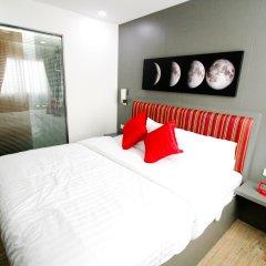 Отель COCO20 Бангкок комната для гостей