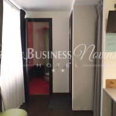 Гостиница PEOPLE Business Novinsky удобства в номере фото 7
