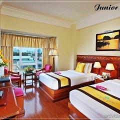 Sapphire Saigon Hotel комната для гостей