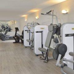 Отель Alua Hawaii Mallorca & Suites фитнесс-зал