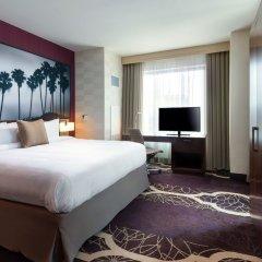 Отель Residence Inn Los Angeles L.A. LIVE США, Лос-Анджелес - отзывы, цены и фото номеров - забронировать отель Residence Inn Los Angeles L.A. LIVE онлайн комната для гостей
