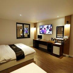 Отель Two Heart Hotel Южная Корея, Тэгу - отзывы, цены и фото номеров - забронировать отель Two Heart Hotel онлайн удобства в номере фото 2
