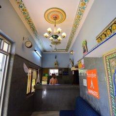 Hotel Bani Park Palace интерьер отеля